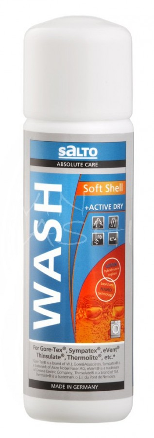 SALTO WASH Soft Shell + ACTIVE DRY